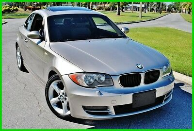 BMW 1-Series Low Miles and in Superb Condition 2008 BMW 1-Series 128i