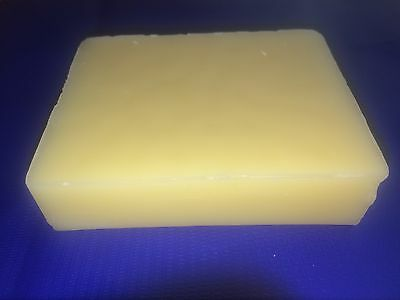 Australian 100% Pure 100g Organic Unbleached Filtered Yellow Beeswax