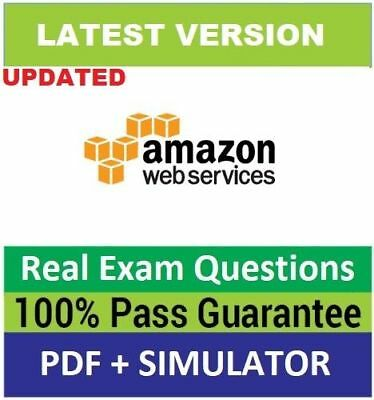735 Questions Engine+PDF AWS Certified Solutions Architect Associate