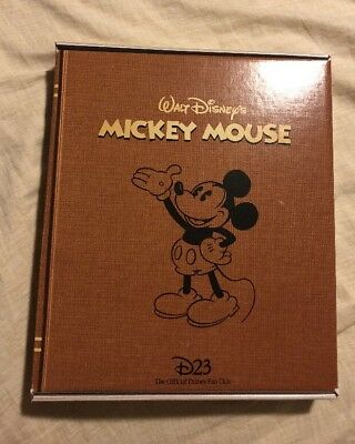 Disney D23 2018 Gold Membership Gift Set - New With 23 Repro Archive Items