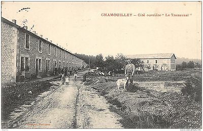 52-Chamouilley-Cite Ouvriere Le Transvaal-N°R2044-D/0351