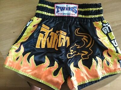 Twins muay thai boxen mma shorts xxl