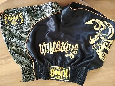 Top king boxen muay thai mma Shorts xxl