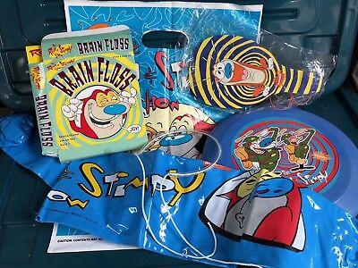 Ren and Stimpy show bag