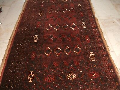 Fantastic Afghan Chuval Tribal Bag Face Afghan Nomaden Tschowal Tappeto Vecchio