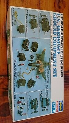 Hasegawa , No. X72-006:500 , U.S. AEROSPACE GROUND EQUIPMENT SET , 1:72
