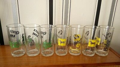 whisky 7 tumblers great looking
