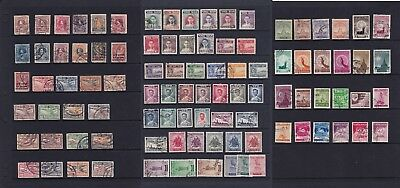 h Siam Thailand Selection of Used Stamps inc. Government Museum 2468 Airmail Set