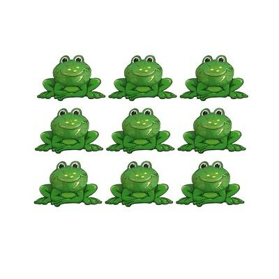 50 Chocolate Frogs-Kids Birthday Hoppin Frog Theme Parties Lolly Bags Promotions