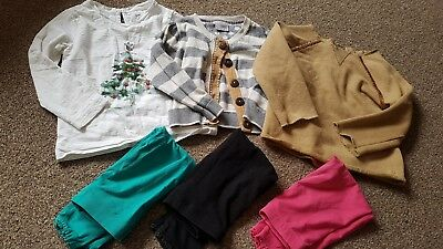 Girls 18-24 months/1.5-2 Years Next Bundle Autumn Winter Christmas