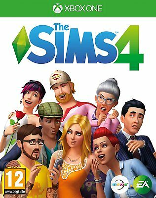 NEW & SEALED! The Sims 4 Microsoft XBox One Game