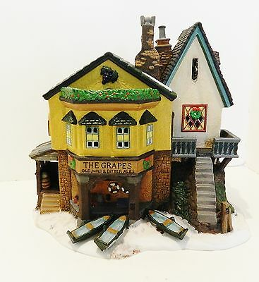 Dept.56  Dickens Village Series, The Grapes Inn ,  #57534   5Th Edition  1996