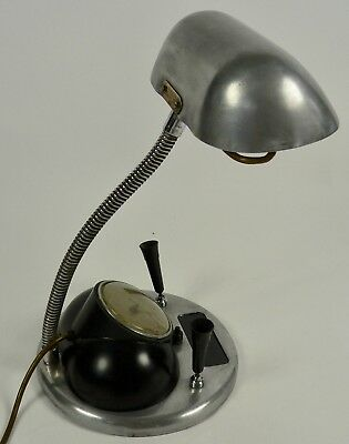 Antique Art Deco Goblin Bankers desk lamp original 1930's