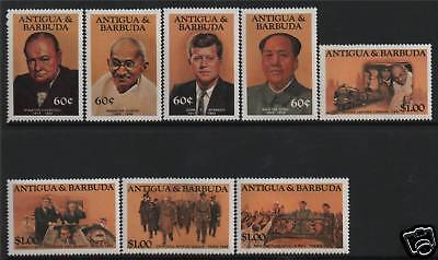 Antigua 1984 Famous People SG888/95 MNH