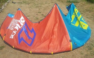 North 10 qm Kite Dice 2014