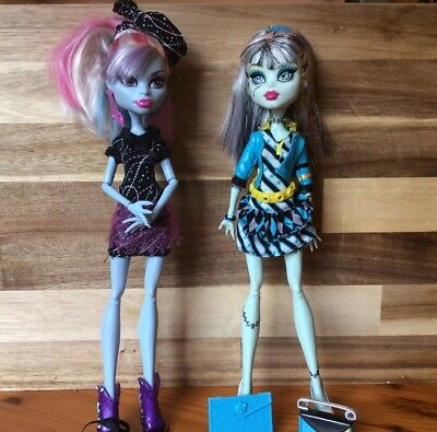 Monster High Abbey And Frankie Duo Set
