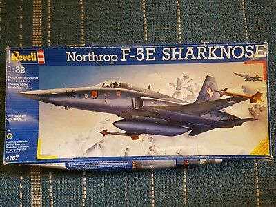 "Revell 4767 F5e Tiger 2 ""Sharknose"" 1/32"