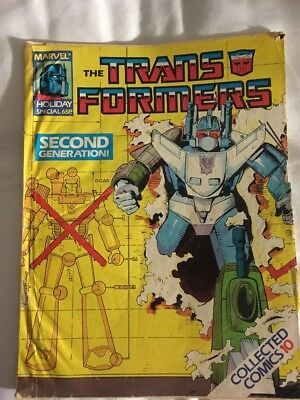 Transformers Collected Comics 10