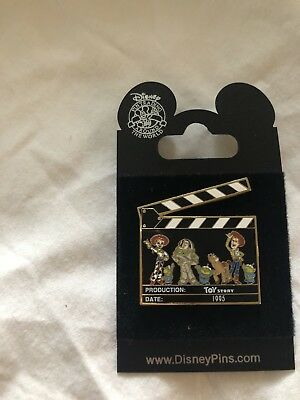 Disney Toy Story Clipperboard Pin