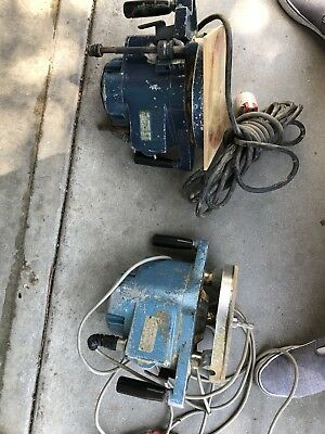 Industrial Wood Router Lot Of 2