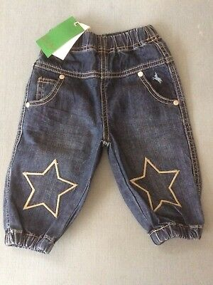 Boys Jeans By Cupcake Age 6 Months