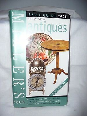 Hardcover Book Miller's 2005 Antique Price Guide