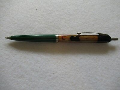 Vintage .risque Girlie,clothed / Naked Girl Ball Point Pen, From The  50's,lot H