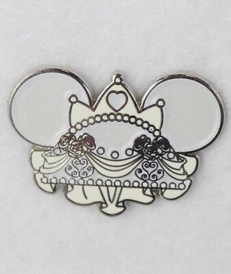 Disney Parks Pin 98967 Character Earhat  Mystery Pack Bride