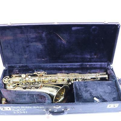 Tremendous Buffet Super Dynaction Professional Tenor Saxophone Garage Sale As Is Quinnthee Home Interior And Landscaping Analalmasignezvosmurscom