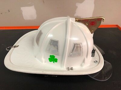 cairns 880 fire helmet white