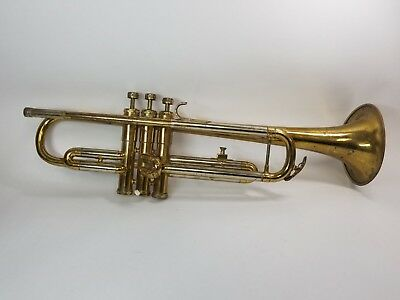 VINTAGE Trumpet Made In England Boosey & Hawkes PARTS / REPAIR