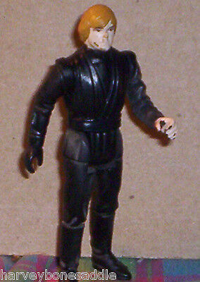 STAR WARS, vintage, painted face LUKE SKYWALKER  1983 combined shipping
