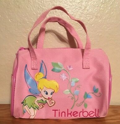 Tinkerbell Pink Girl's Purse New Bag