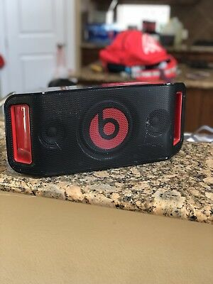 Beats By Dr Dre Beatbox Portable