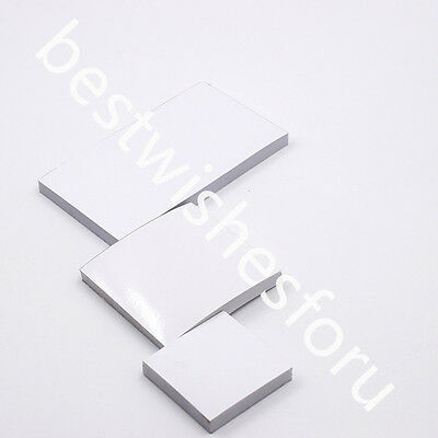 3 Size Dental Mixing Impression 50 Sheets 2 Sides Poly Coated Paper Disposable