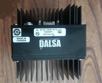 1PCS DALSA  HS-S0-12K40-00-R CCD industrial camera Tested