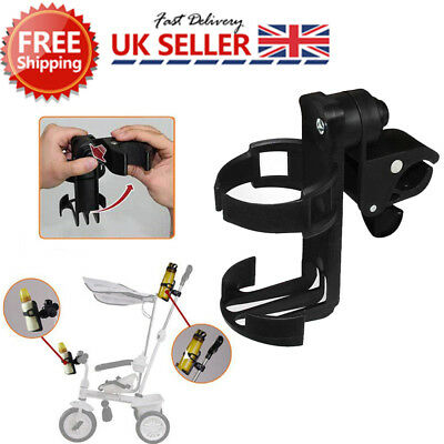 Drink Holder Baby Stroller Milk Cup Bottle Holder for Pram/Pushchair Tools UK