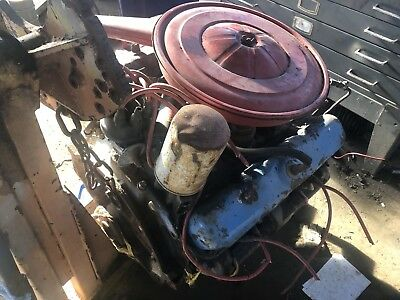 Dodge 318 V8 Engine Motor 318ci Hot Rod Not Chev Holden Ford 302 308 350 351