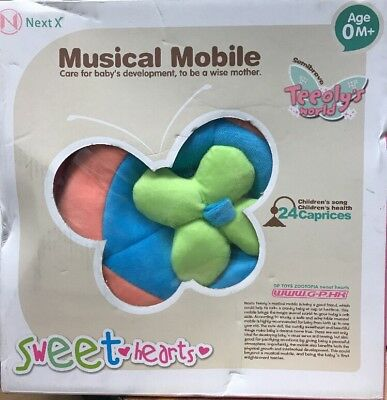 Next X Baby Musical Mobile- New, Free Shipping