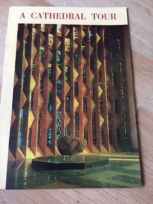 Coventry Cathedral Tour Booklet