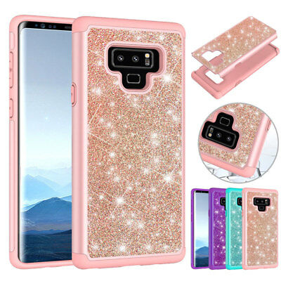 Case For Samsung Galaxy Note 9 Hybrid Rugged Armor Hard Rubber Shockproof Cover
