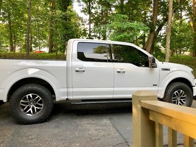 2017 Ford F-150 XLT 2017 Ford F-150 with Mods