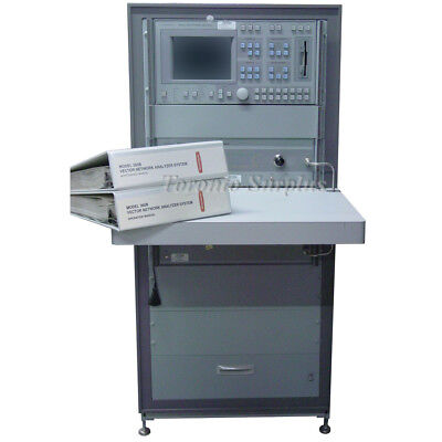 Wiltron 360B Vector Network Analyzer 40 Mhz To 110 Ghz, With 3622A, 360Ss69 Plus