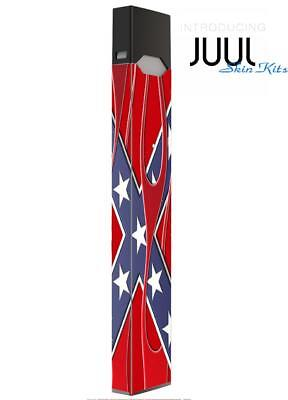 Skin Decal Wrap Wraps for JUUL4  Protective Vinyl Cover Sticker Kit Flag 252