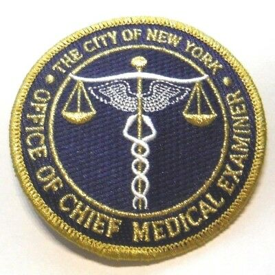 Office Of Chief Medical Examiner New York City Patch Unused