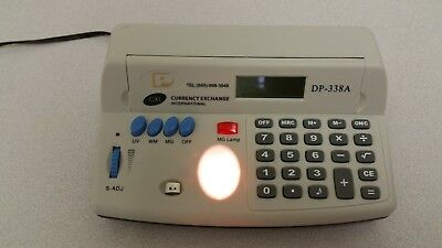 Double Power DP-338A Currency Checker