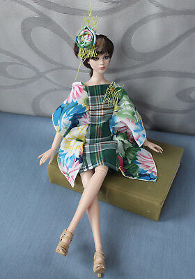 """Tonner Antoinette outfit """"Butterfly"""" handmade dress 16"""" fashion doll clothes joy"""