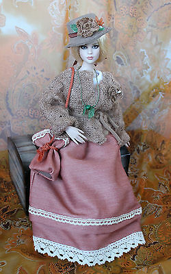 """Tonner Cami Antoinette outfit """"Vintage Look"""" handmade clothes 16"""" fashion doll"""