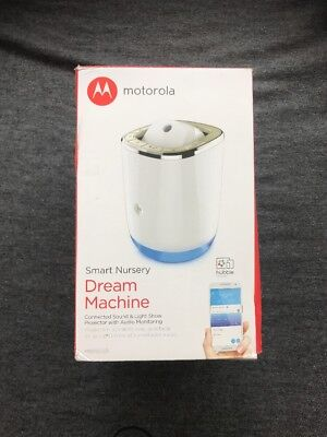 NoB Motorola Smart Nursery Dream Machine Connected Sound & Light Show Projector