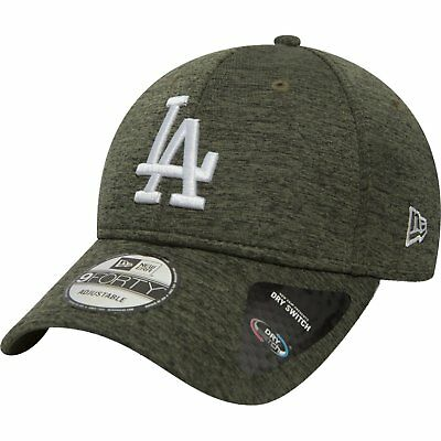 New Era Dryswitch Jers 9forty Mens Headwear Cap - Los Angeles Dodgers One  Size d8bd4de75852